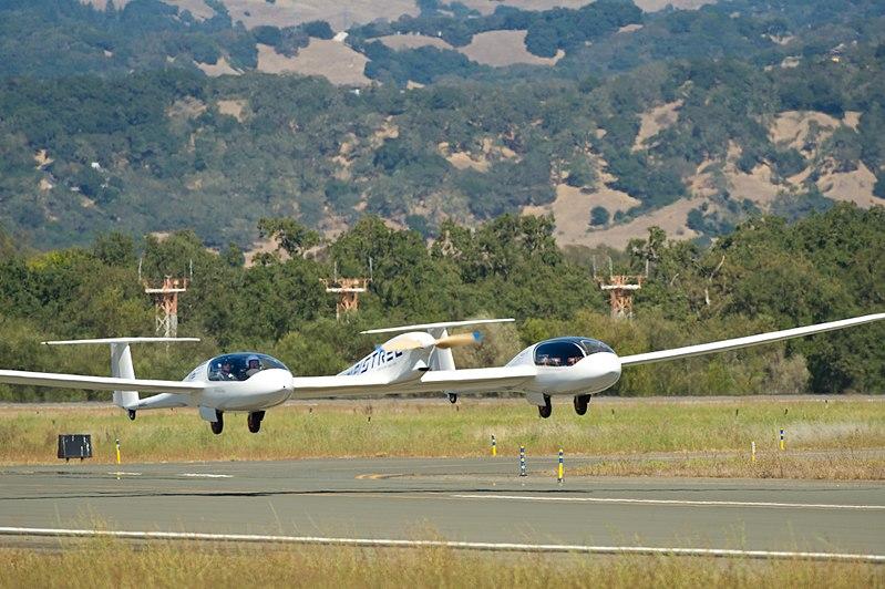 The Pipistrel-USA, Taurus G4 aircraft